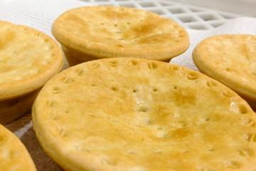 Mrs Mac's pies