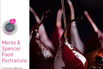 Category Winner – Pink Lady Food Photographer of the Year 2021
